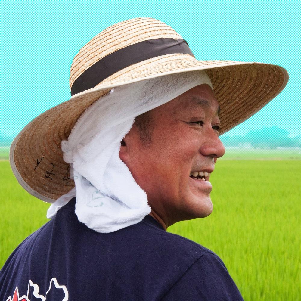 宮本卓緒『お米の農家の応援歌 第一』